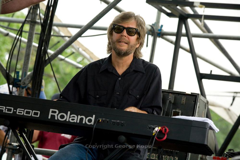 Big george Jackson, Pocono Blues festival 2007