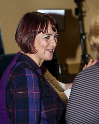 Cabinet Secretary for Training, Youth and Women's Employment, Angela Constance, MSP, launched her campaign to become the next Depute Leader of the SNP. Ms Constance is MSP for Almond Valley.   Addiewell 1 October 2014 Ger Harley   StockPix.eu