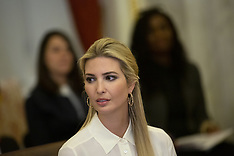 Ivanka Trump attends Women, Peace, and Security Roundtable - 12 June 2019