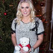NLD/Hilversum /20131210 - Sky Radio Christmas Tree For Charity 2013, Britt Dekker