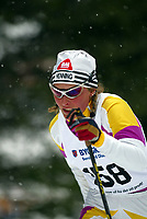 Langrenn, 27. feburar 2003, Junior NM, Sofie H. Mørkved, Henning