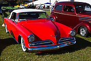 1954 Studebaker at WAAAM Traffic Jam.