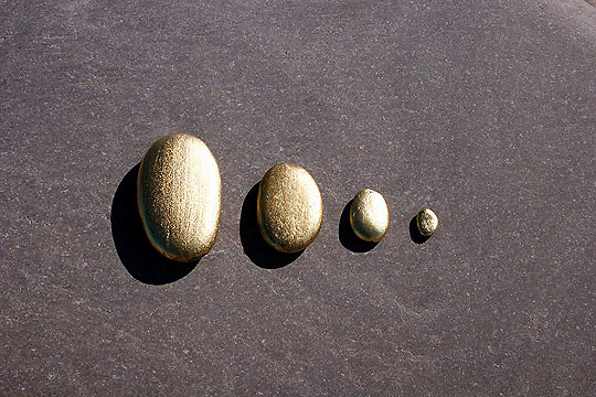 """Photoart """"Goldstones Series""""<br /> <br /> Limited Edition of 79"""