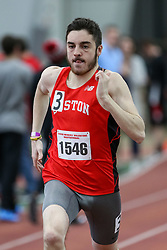 McEllhenny, Boston U, 400<br /> Boston University Athletics<br /> Hemery Invitational Indoor Track & Field