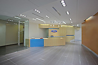 DC office building interior photography of Ford Motor Company offices by Jeffrey Sauers of Commercial Photographics.