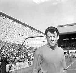 Gordon Banks, Leicester City goalkeeper
