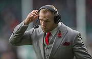 "Twickenham, United Kingdom.  James HASKELL, ""Pundit"",  Old Mutual Wealth Series: England vs South Africa, at the RFU Stadium, Twickenham, England, Saturday, 12.11.2016<br /> <br /> [Mandatory Credit; Peter Spurrier/Intersport-images]"