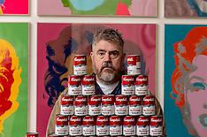 Warhol and Paolozzi Exhibition, Edinburgh,  15 November 2018