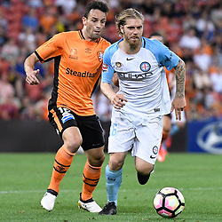 4th November 2016 - A-League RD5: Brisbane Roar v Melbourne City