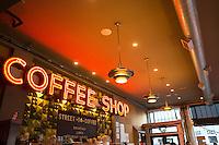 Street 14 Coffee Astoria, Oregon.