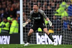 Sheffield Wednesday goalkeeper Keiren Westwood