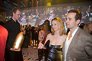 A Tribute to Cinema party given by Moet and Chandon.Big Sky Studios, Brewery Rd. London.  24 March 2009 *** Local Caption *** -DO NOT ARCHIVE-© Copyright Photograph by Dafydd Jones. 248 Clapham Rd. London SW9 0PZ. Tel 0207 820 0771. www.dafjones.com.<br /> A Tribute to Cinema party given by Moet and Chandon.Big Sky Studios, Brewery Rd. London.  24 March 2009