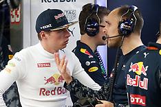 Singapore- F1 Grand Prix 16 Sep 2016