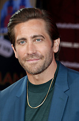 Jake Gyllenhaal at the World premiere of 'Spider-Man Far From Home' held at the TCL Chinese Theatre in Hollywood, USA on June 26, 2019.
