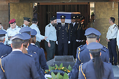 Berlin: Shimon Peres Funeral, 30 September 2016