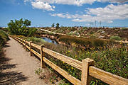 Dominguez Gap Wetlands, Long Beach, California, USA