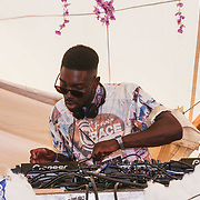 Shut the front Door preforms at the GALA Festival 2017 on 28th May 2017 at Brockwell Park, Brixton, London,UK. by See Li