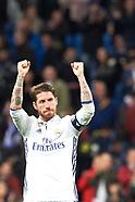 031217 Real Madrid v Real Betis Balompie, La Liga football match