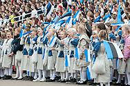 12th Youth Song and Dance Celebration, Tallinn, Estonia. Song Celebration (2 July 2017)  © Rudolf Abraham