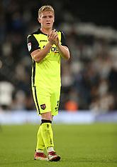 Fulham v Exeter City - 28 Aug 2018
