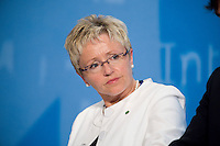 """29 MAY 2008, LEIPZIG/GERMANY: <br /> Liv Signe Navarsete, Minister of Transport Norway, Ministerial-Industry Panel """"Prospects for an energy-efficient, low carbon future for transport"""", International Transport Forum, ITF, Congress """"Transport and Energy - The Challenge of Climate Change"""", Congress Center Leipzig<br /> IMAGE: 20080529-01-126"""