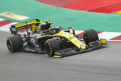 May 11, 2019 - Barcelona, Catalonia, Spain - Renault driver Nico Hulkenberg (27) of Germany during F1 Grand Prix free practice celebrated at Circuit of Barcelona 11th May 2019 in Barcelona, Spain. (Credit Image: © Mikel Trigueros/NurPhoto via ZUMA Press)