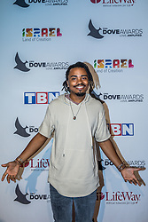 October 11, 2016 - Nashville, Tennessee, USA - Royce Lovett at the 47th Annual GMA Dove Awards  in Nashville, TN at Allen Arena on the campus of Lipscomb University.  The GMA Dove Awards is an awards show produced by the Gospel Music Association. (Credit Image: © Jason Walle via ZUMA Wire)