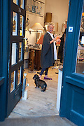 DACHSHUND, The Pimlico Road Summer party. London SW1. 9 June 2009