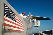 AAR Airplane Repairs in Oklahoma City Oklahoma.