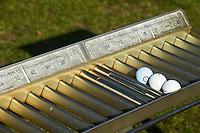 LOCHEM - Volgorde van starten,  Lochemse Golfclub, De Graafschap. COPYRIGHT KOEN SUYK