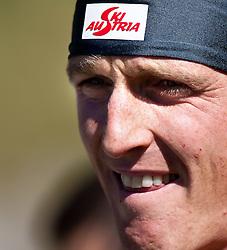 04.10.2010, Biathlon Zentrum, Hochfilzen, AUT, OESV Biathlon Medientag, im Bild Friedrich Pinter, OESV, Biathlet, EXPA Pictures © 2010, PhotoCredit: EXPA/ J. Feichter