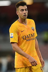 October 28, 2018 - Naples, Naples, Italy - Stephan El Shaarawy of AS Roma during the Serie A TIM match between SSC Napoli and AS Roma at Stadio San Paolo Naples Italy on 28 October 2018. (Credit Image: © Franco Romano/NurPhoto via ZUMA Press)