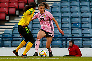 Scotlands Lizzie ARNOT (Manchester United WFC (ENG))  during the International Friendly match between Scotland Women and Jamaica Women at Hampden Park, Glasgow, United Kingdom on 28 May 2019.