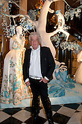 NICKY HASLAM, Unveiling of the Dior Christmas Tree by John Galliano at Claridge's. London. 1 December 2009