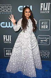 Ava DuVernay attends the 25th Annual Critics' Choice Awards held at Barker Hangar on January 12, 2020 in Santa Monica, CA, USA. Photo by Lionel Hahn/ABACAPRESS.COM