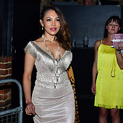"Designer Aleah Leigh  showcases at The Third Annual Integrity Awards by Dragon Lady Productions and The Peace Project 21st ""The Alternative Fashion Integrity Awards 2019 & Film Networking Soirée"" on 21 September 2019, Fire Club Vauxhall, London, UK."