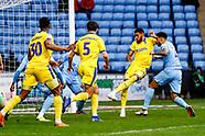 Coventry City v AFC Wimbledon 120119