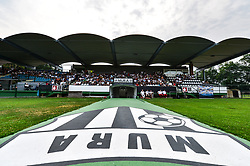 Stadium of NS Mura prior football match between NS Mura and NK Domzale in 3rd Round of Prva liga Telekom Slovenije 2018/19, on Avgust 05, 2018 in Mestni stadion Fazanerija, Murska Sobota, Slovenia. Photo by Mario Horvat / Sportida