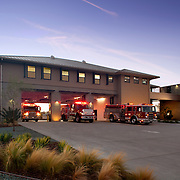 Fire Station 43, Natomas , CA Civic Architecture Examples of Chip Allen Photography.