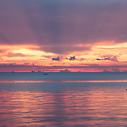 Sunset Kho Pang Yang