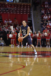 21 November 2009: Eni Cuka. The Ospreys of North Florida fall to the Redbirds of Illinois State 71-55 on Doug Collins Court inside Redbird Arena in Normal Illinois.