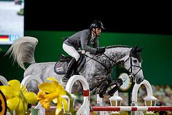 Kukuk Chritian, GER, Checker 47<br /> The Dutch Masters - 's Hertogenbosch 2021<br /> Rolex Grand Slam of Show Jumping<br /> © Hippo Foto - Dirk Caremans<br />  25/04/2021