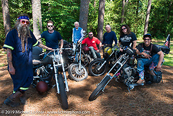 """Coast-to-coast """"Stampeders"""" after the Smokeout. June 21, 2015.  Photography ©2015 Michael Lichter."""