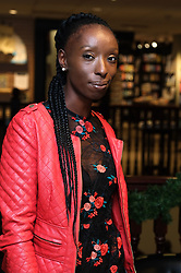 """Supermodel, DJ and presenter Eunice Olumide MBE launches her new book """"How To Get Into Fashion"""" at Waterstones in her home city of Edinburgh.<br /> <br /> Eunice was born in Wester Hailes<br /> <br /> Pictured: Eunice Olumide MBE<br /> <br /> Alex Todd 