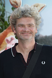 Simon Farnaby attends the European premiere of Christopher Robin at the BFI Southbank in London.