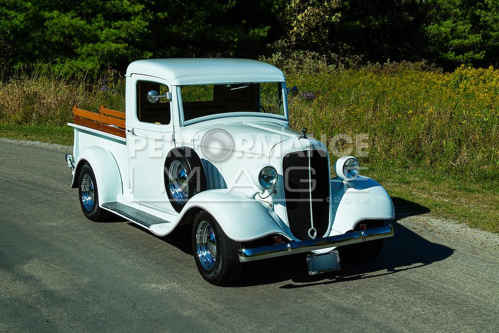 1935 Custom Chevrolet Pickup Truck