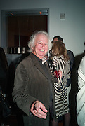 KEN HOWARD, Launch party for the publication of Antonio Carluccio's memoirs, A Recipe for Life, . Carluccio's in Covent Garden Garrick St. London.  26 September 2012