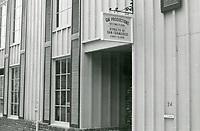 1974 Quinn Martin Productions office at Samuel Goldwyn Studios