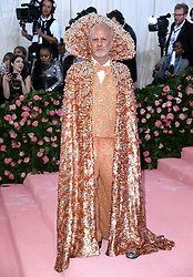 """Ryan Murphy at the 2019 Costume Institute Benefit Gala celebrating the opening of """"Camp: Notes on Fashion"""".<br />(The Metropolitan Museum of Art, NYC)"""