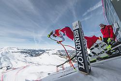 09.01.2020, Keelberloch Rennstrecke, Altenmark, AUT, FIS Weltcup Ski Alpin, Abfahrt, Damen, 1. Training, im Bild Lara Gut-Behrami (SUI) // Lara Gut-Behrami of Switzerland in action during her 1st training run for the women's Downhill of FIS ski alpine world cup at the Keelberloch Rennstrecke in Altenmark, Austria on 2020/01/09. EXPA Pictures © 2020, PhotoCredit: EXPA/ Johann Groder